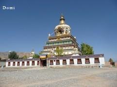 La Chine sac au dos (23) Aux confins du Gansu (甘肃) et du Qinghaï (青海), un bel aperçu  du Bouddhisme Tibétain 23-9-g11