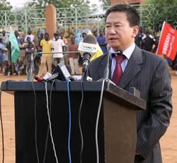 Chine-Sénégal : Xia Huang, le nouvel ambassadeur chinois en poste à Dakar Amba-c10