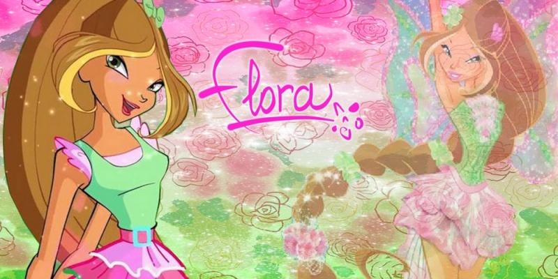 My fanart - oldest to newest :) Flora_11