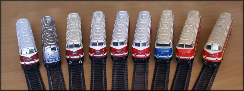 dieselhydraulische  BR 118/V 180 Dsc00711
