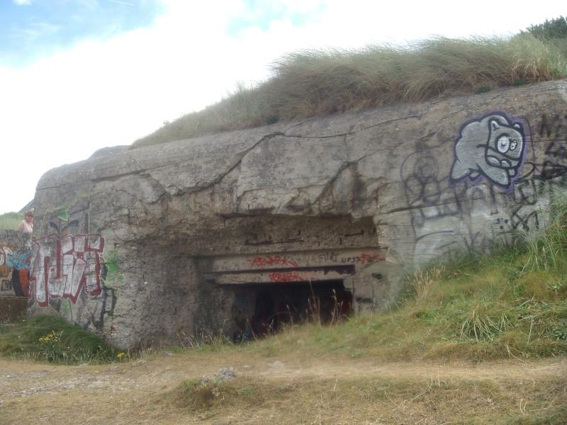 [ Histoires et histoire ] Fortifications et ouvrages du mur de l'Atlantique Dscn5410