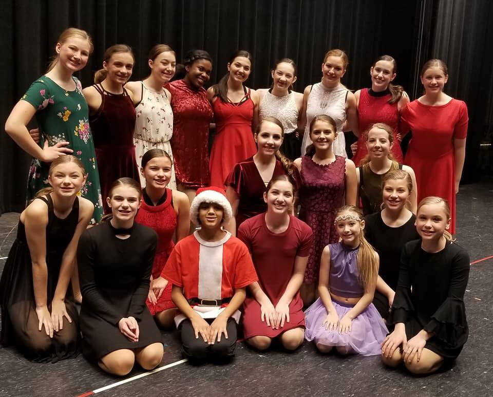 Week before Christmas....dance,dance,dance!!!!! Sleepi10