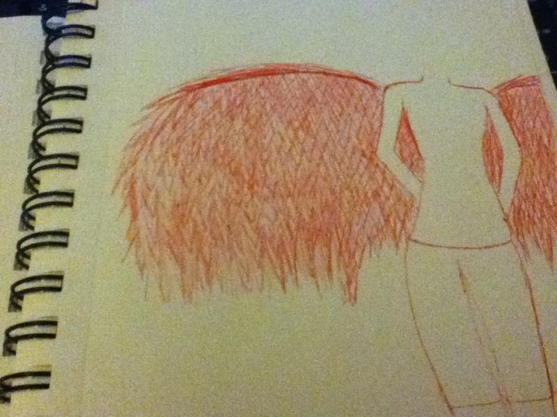 Alois Usagi's weird and awsome drawings~ - Page 4 Angel10