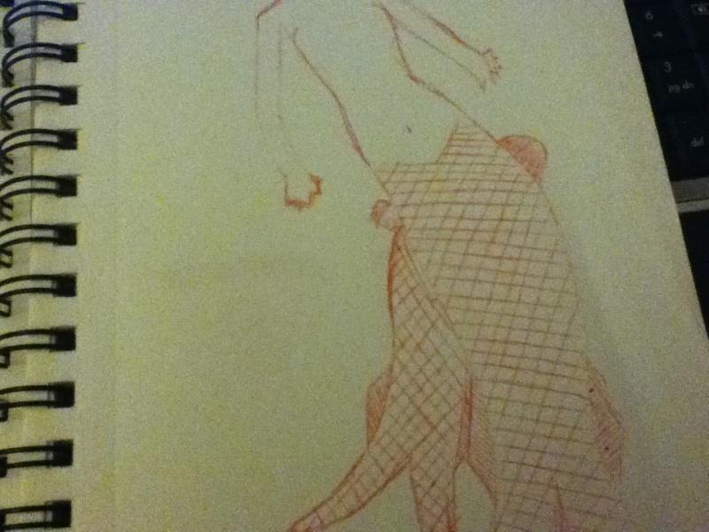 Alois Usagi's weird and awsome drawings~ - Page 4 Mermai10