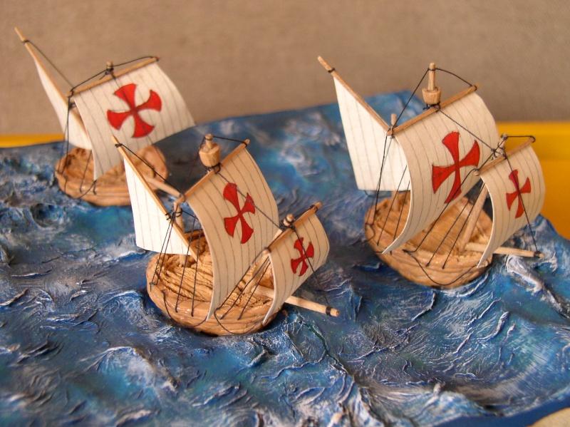 Galleria di SALVATORE ZAPPALA' (Le Barche di Salvo) - Pagina 4 Colomb13