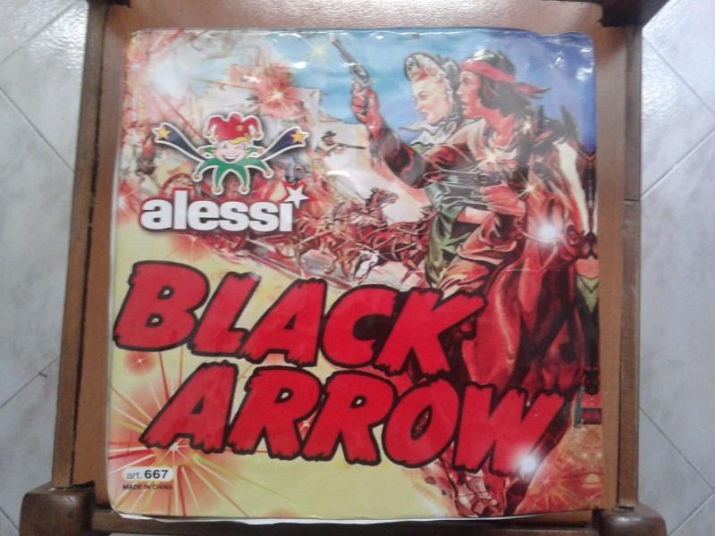 Black arrow  2013-010