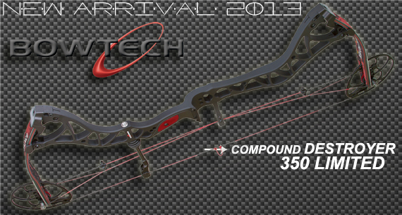 BOWTECH / DIAMOND 2013 Destro10