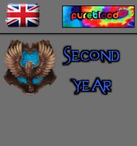 British - Pureblood - Ravenclaw First Year