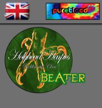 British - Pureblood - Beater for Holyhead Harpies