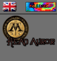 British - Halfblood - Head Auror