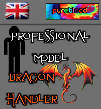 British - Pureblood - Dragon Handler & Professional Model
