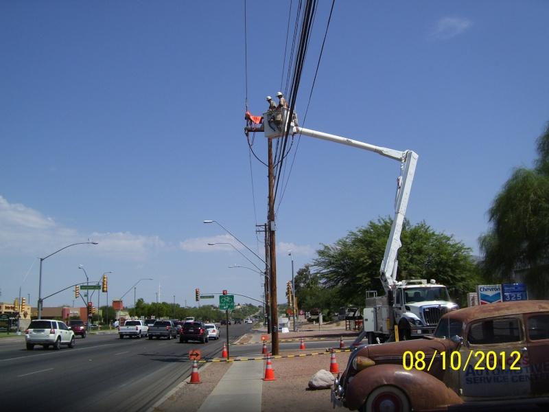 We're sending crews to Tucson again Tucson14