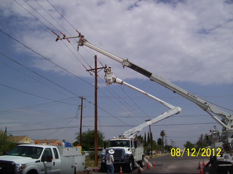 We're sending crews to Tucson again Tucson15