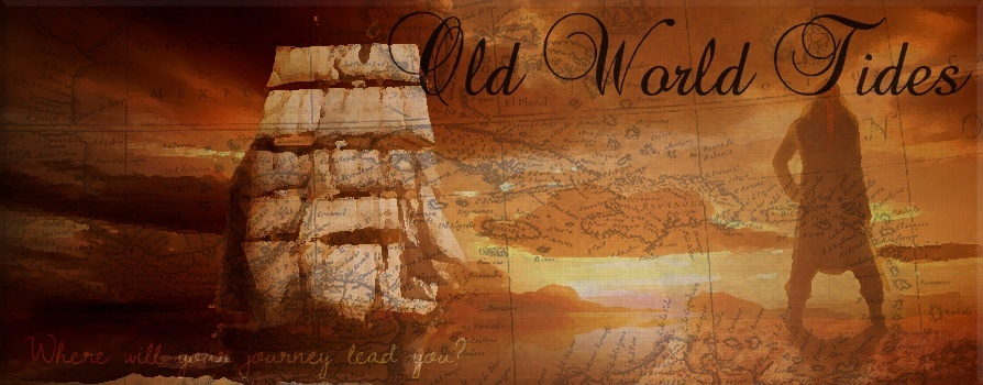 One Piece - Old World Tides