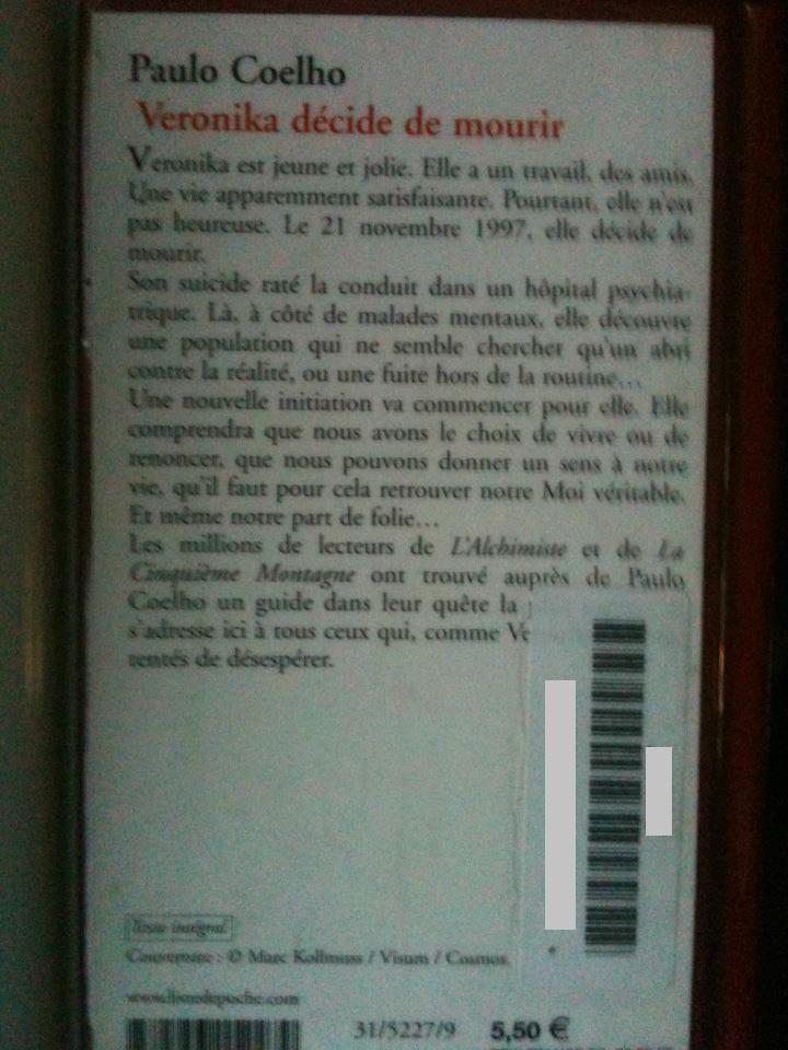 Véronika Décide de Mourir (Veronika decide to Die) Veroni11