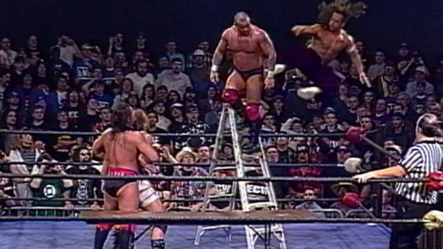 [Divers] Les plus grandes rivalités de Rob Van Dam 19970210