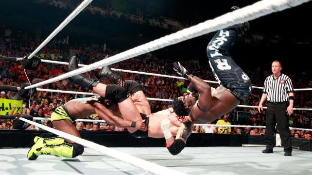 [Divers] Un an de Raw de 3 heures : le top 10 des meilleurs matchs Raw_1013