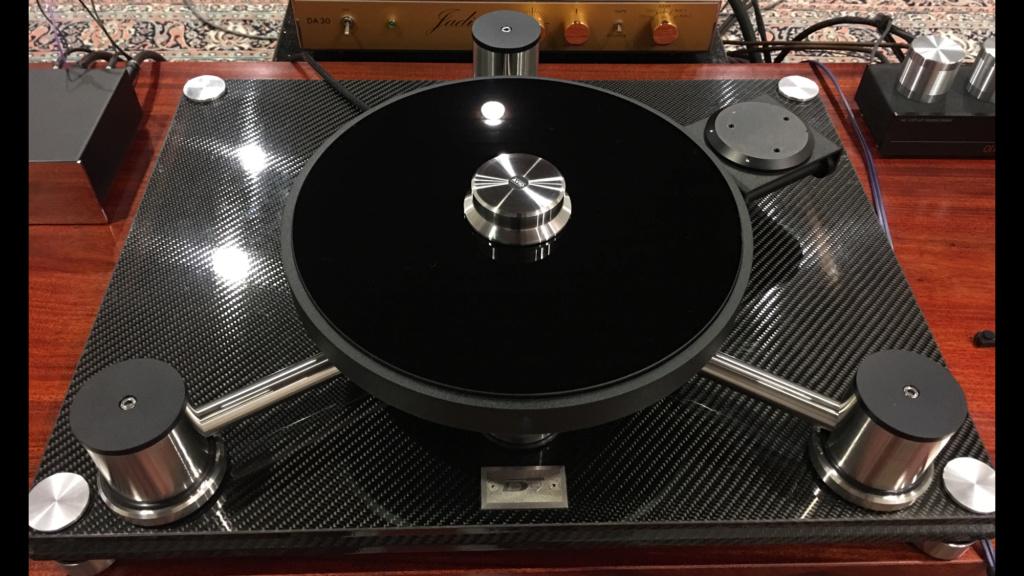 Avid Diva turntable D298c210