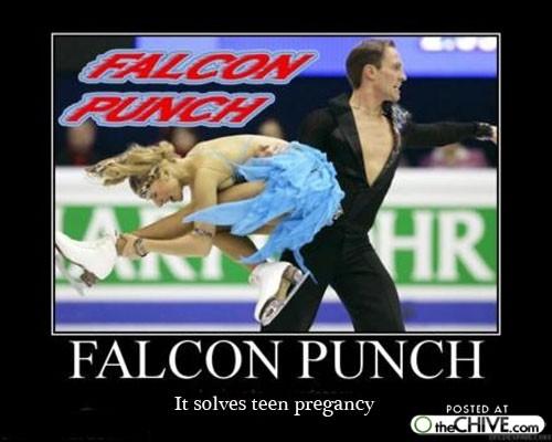 I dont even... Falcon10