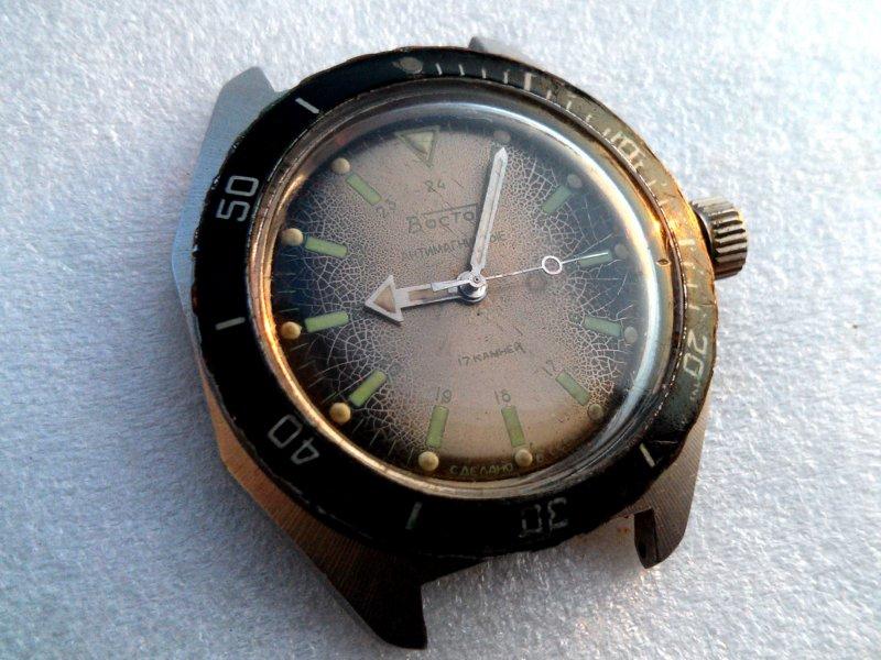 Demande d'identification de deux Vostok Vostok10