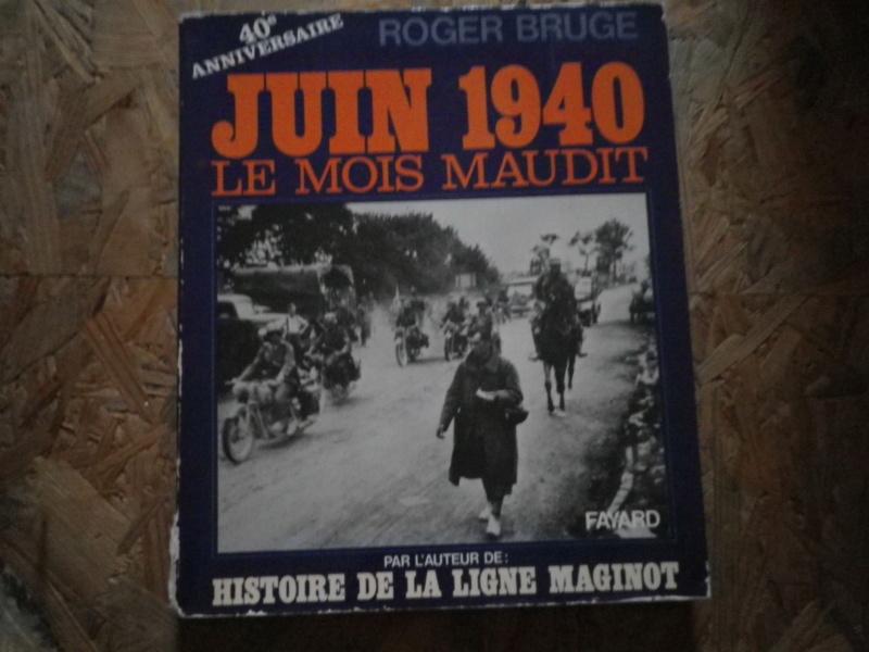 Bibliographie de la campagne de France Imgp0921