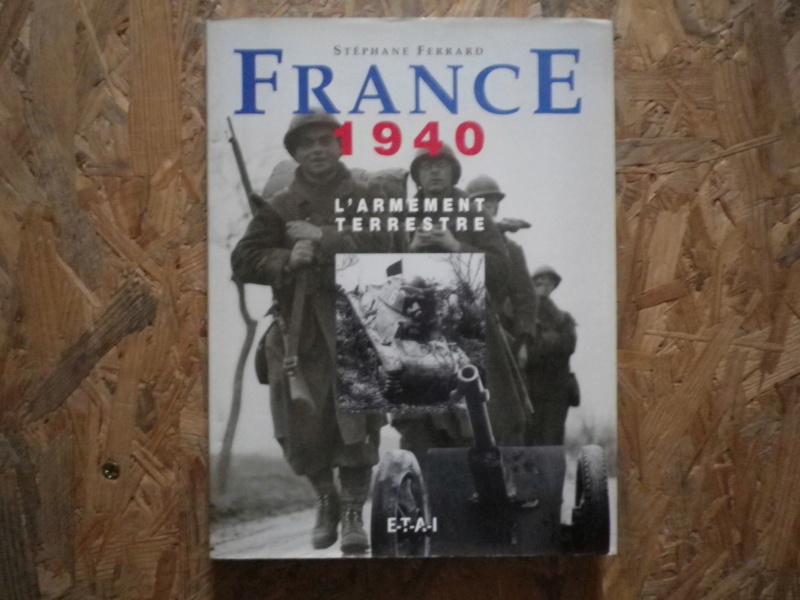 Bibliographie de la campagne de France Imgp0923