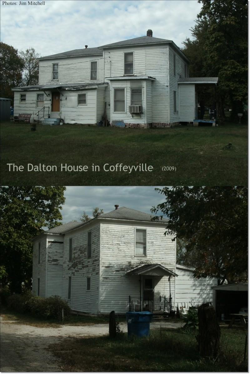 Timeline de Emmett DALTON Cville10