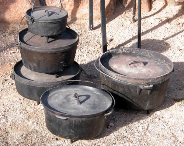 Nettoyage et entretient de casseroles en fonte Dutch_10