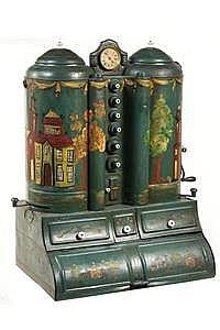 """Les """" Tin portables Pantry """" H0134-10"""