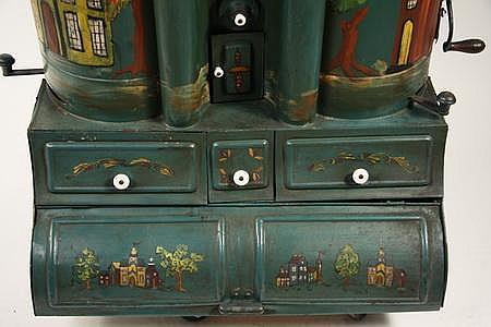 """Les """" Tin portables Pantry """" H0134-14"""
