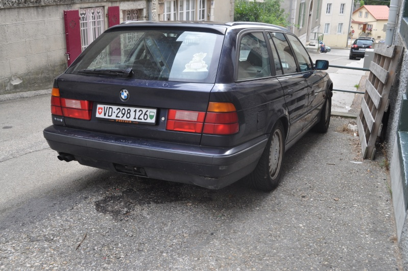 Mon ex 525IXA E34 1995 Dsc_0012