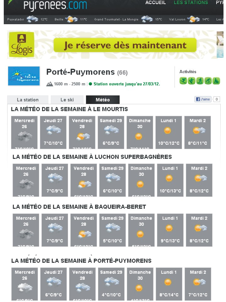 Terre-Bitume-Duo: St Girons-Val d'Aran-Andorre 28-29-30 sept - Page 2 Meteo10