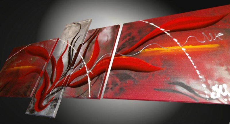 dernieres creations tableaux abstrait xxl 53848110