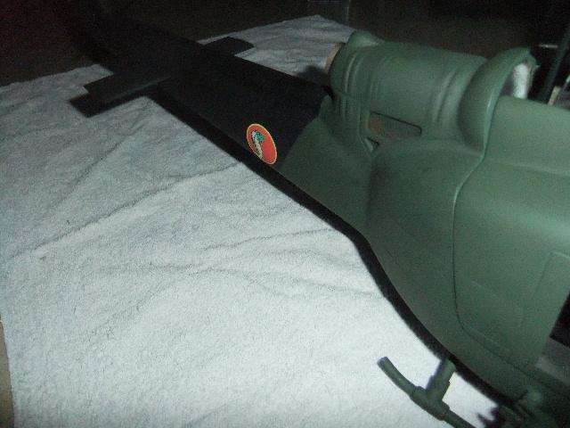 1er Blade 450X en UH-1 Dscf2322