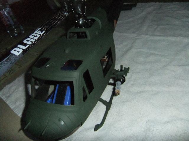 1er Blade 450X en UH-1 Dscf2325