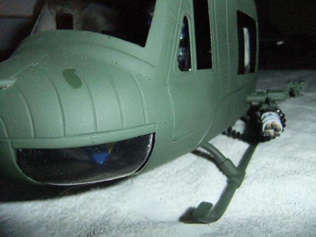 1er Blade 450X en UH-1 Dscf2326