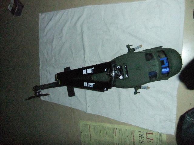 1er Blade 450X en UH-1 Dscf2329