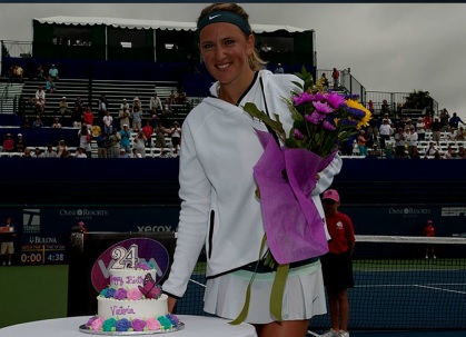 WTA CARLSBAD 2013 : infos, photos et vidéos - Page 2 Gateau10