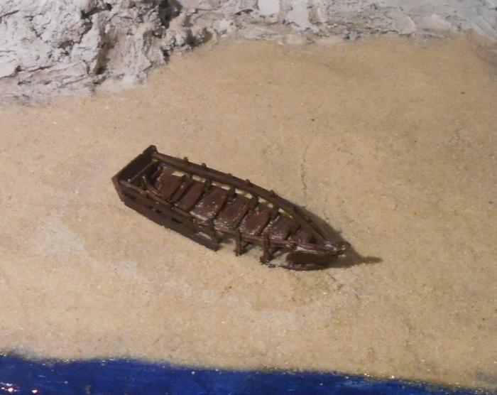Pélican Beach, réseau US en Hon30 (1/87, écartement 9mm)  Barque10