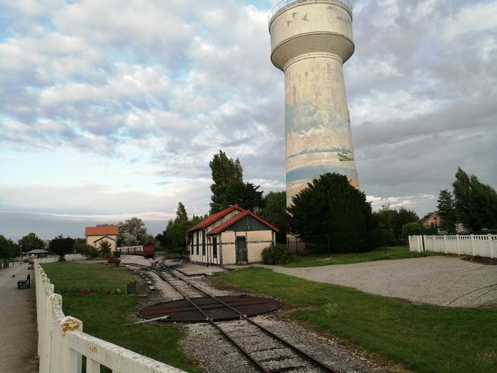 Chemin de fer de la Baie de Somme  Crotoy10