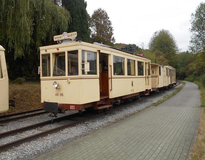 ASVi, musée du tram vicinal, à Thuin  Dscn8610