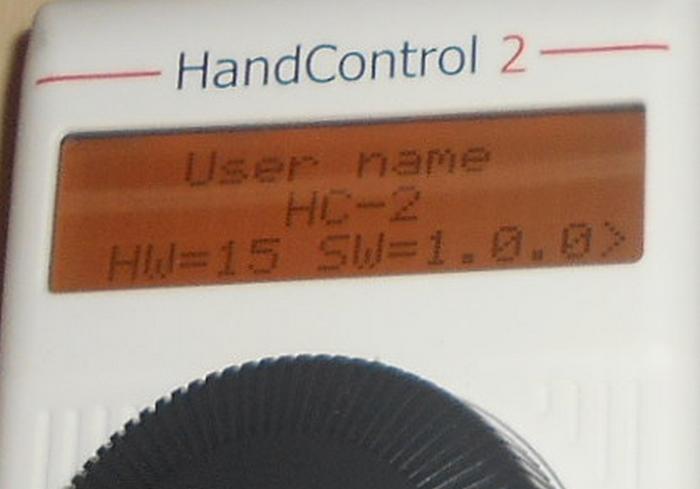 centrale TAMS et commande à main  Hand10