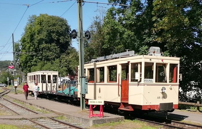 ASVi, musée du tram vicinal, à Thuin  Img_2063