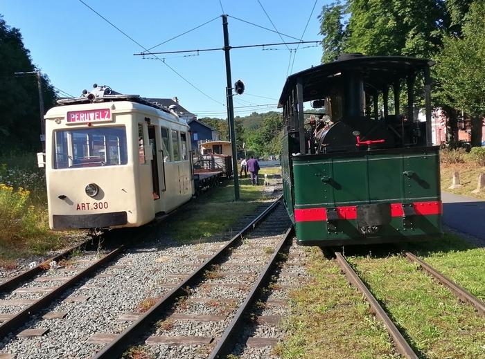 ASVi, musée du tram vicinal, à Thuin  Img_2064