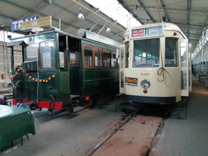 ASVi, musée du tram vicinal, à Thuin  Img_2066