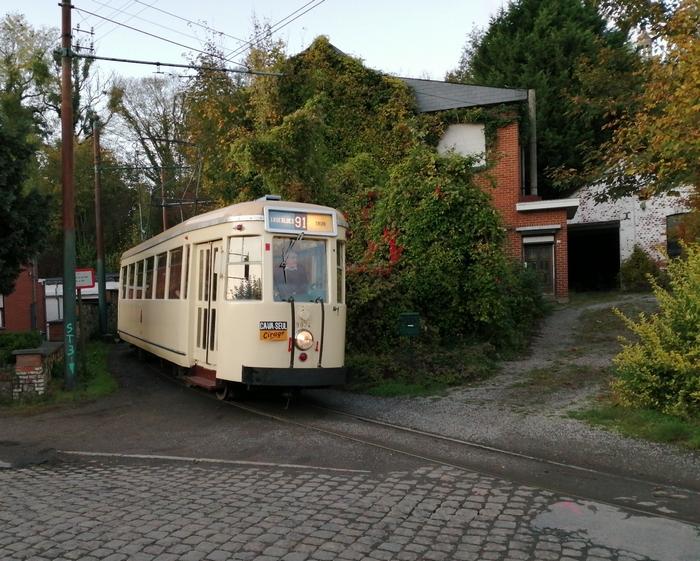 ASVi, musée du tram vicinal, à Thuin  Img_2068