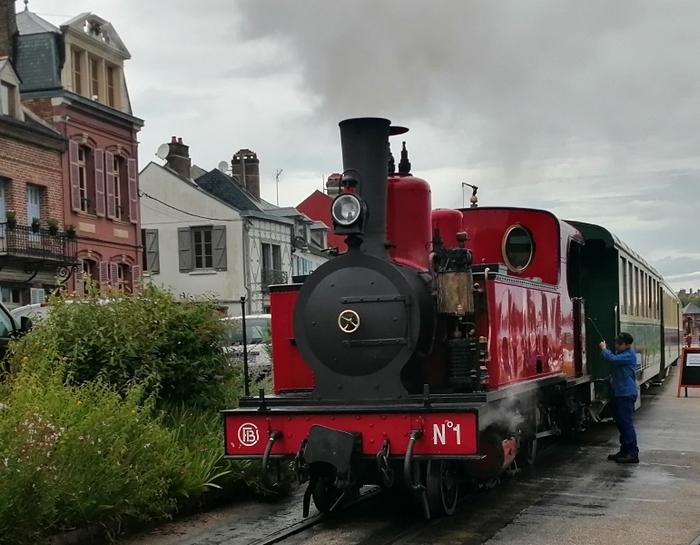 Chemin de fer de la Baie de Somme  Valery10