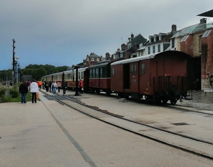 Chemin de fer de la Baie de Somme  Valery11