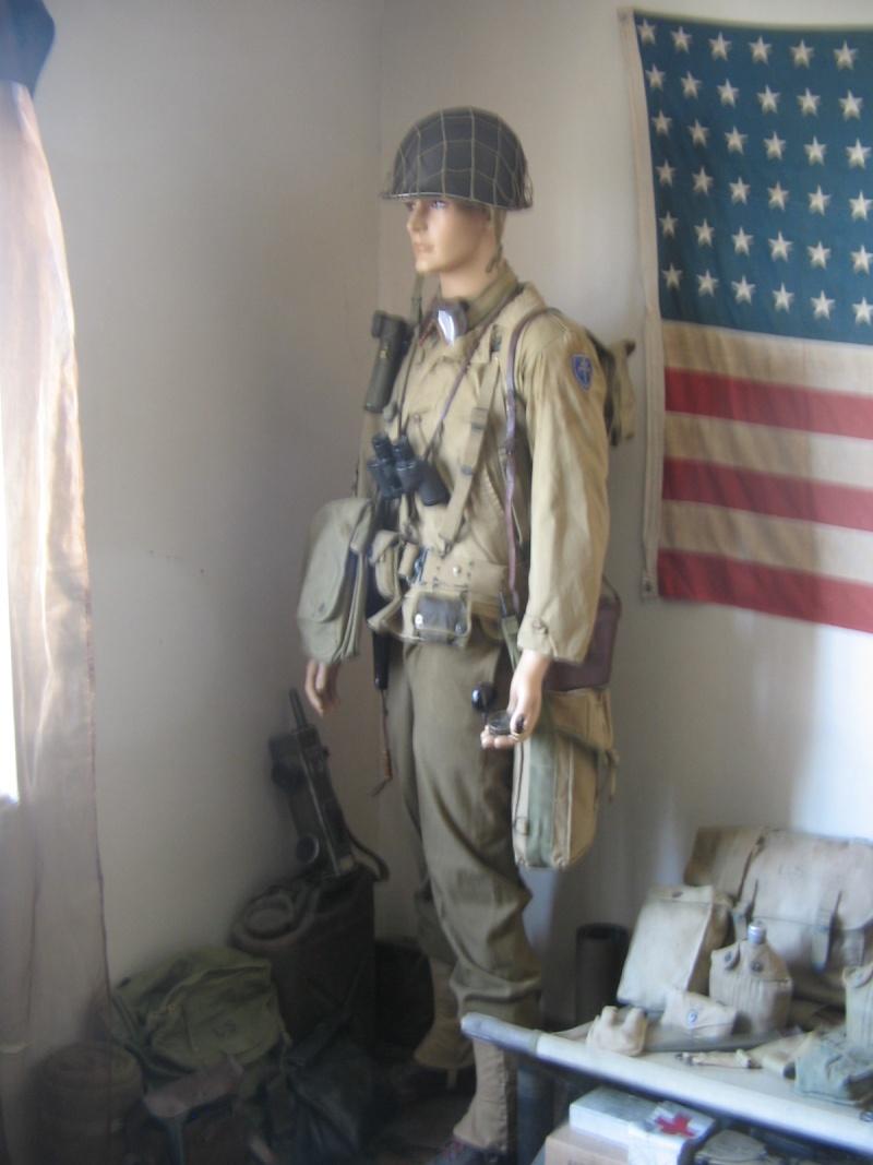 Mannequin  Officier US  secteur Cherbourg  79th  Img_3918