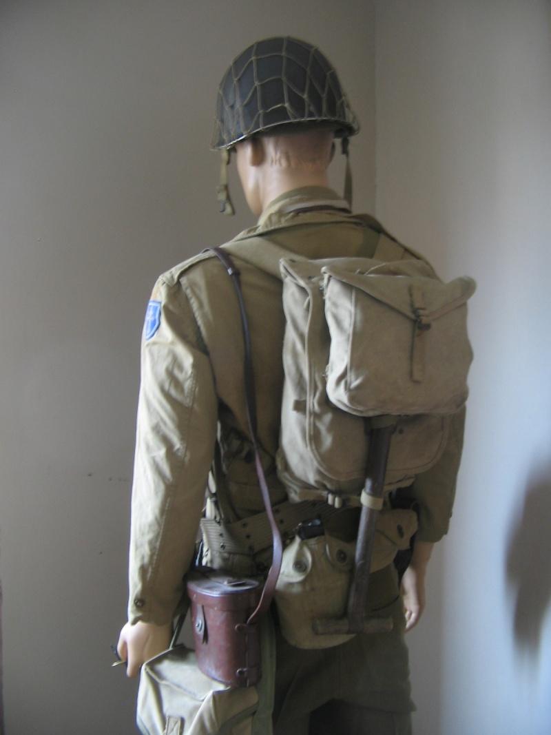 Mannequin  Officier US  secteur Cherbourg  79th  Img_3920